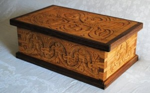 biblebox wood