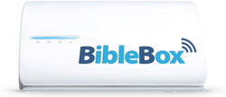 BibleBox wifi Bible router