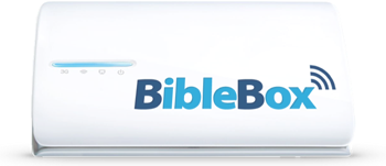 Biblebox device 350x151