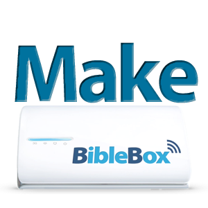 Make a BibleBox