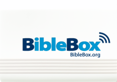 BibleBox – Coming on Raspberry Pi