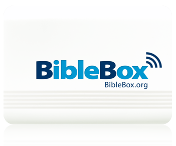 Raspberry Pi BibleBox